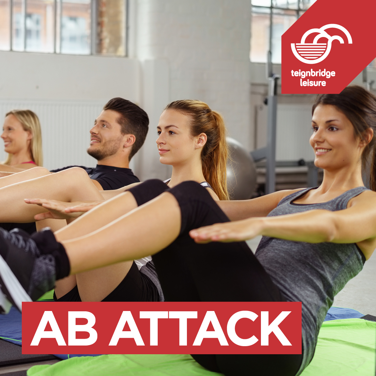 Ab Attack; Leisure; Ab; workout