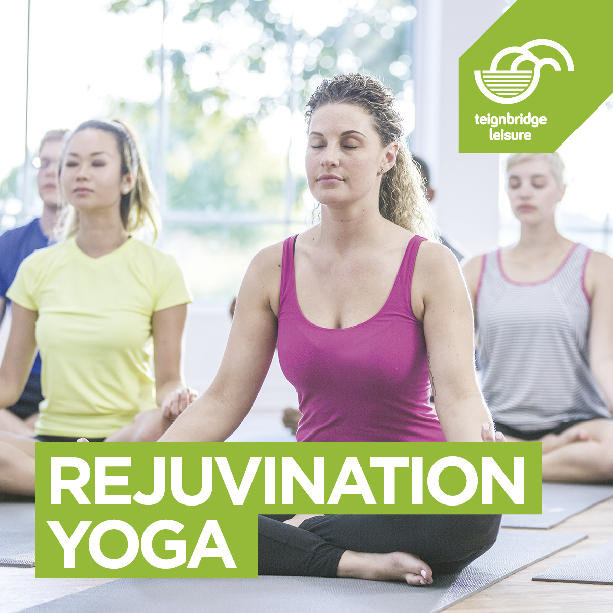 Rejuvenation Yoga