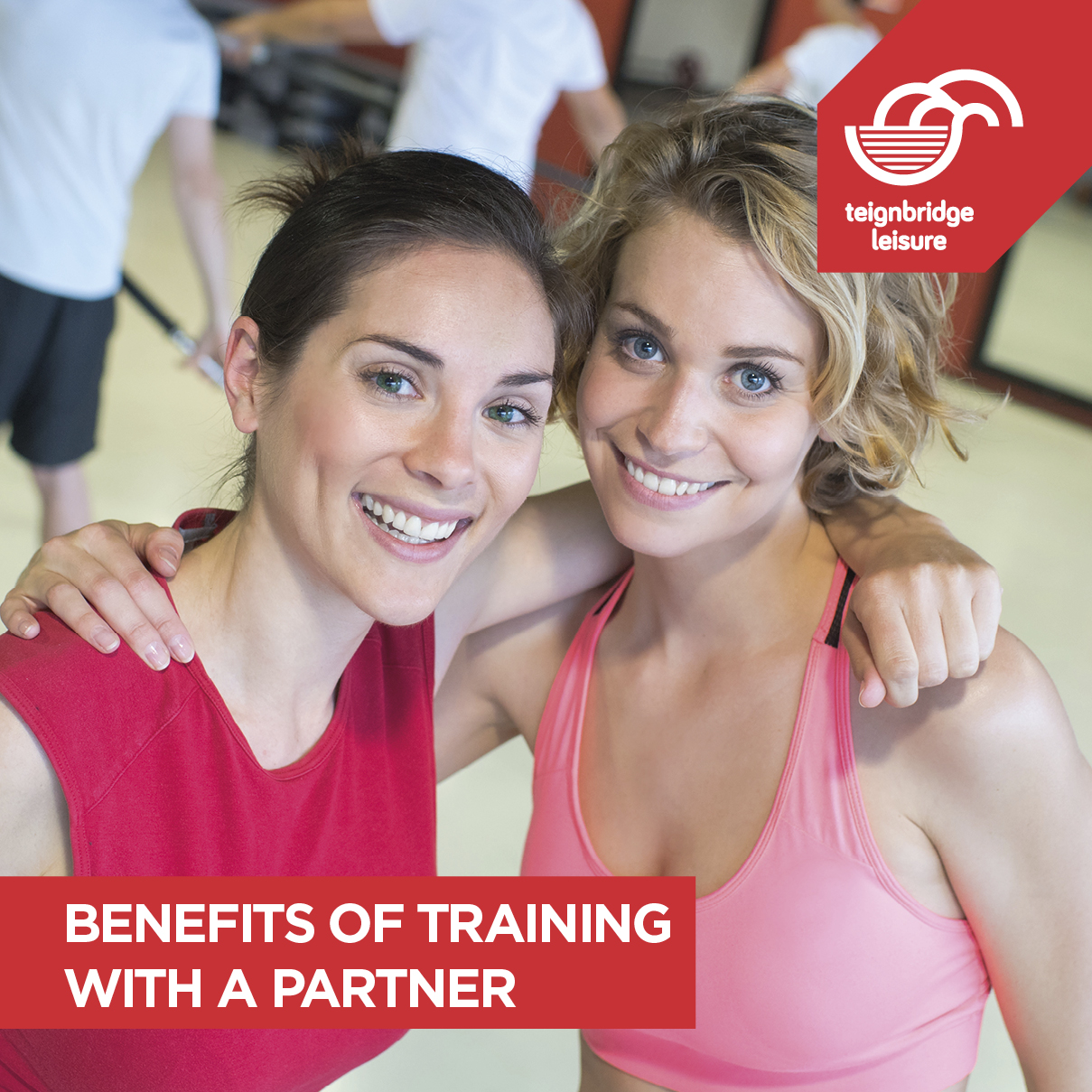 Benefits of training with a partner refer a friend