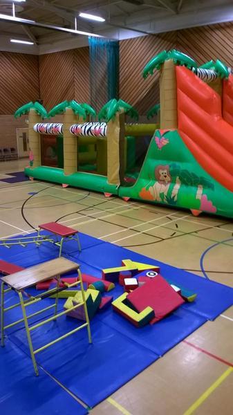 Dawlish Inflatable