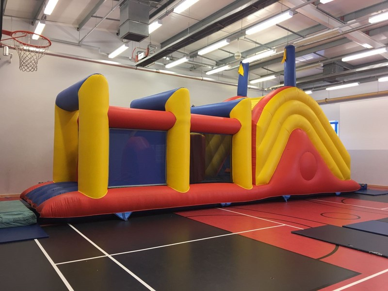 Newton abbot LC Inflatable