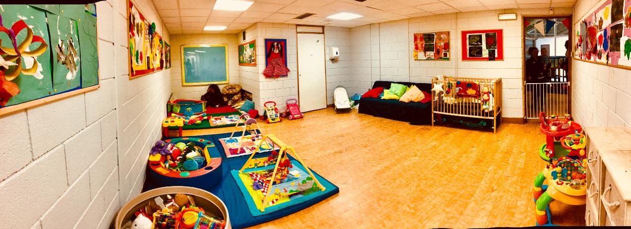 Our Creche Room