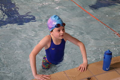 Swimming everyday at Teignstars Holiday Activities