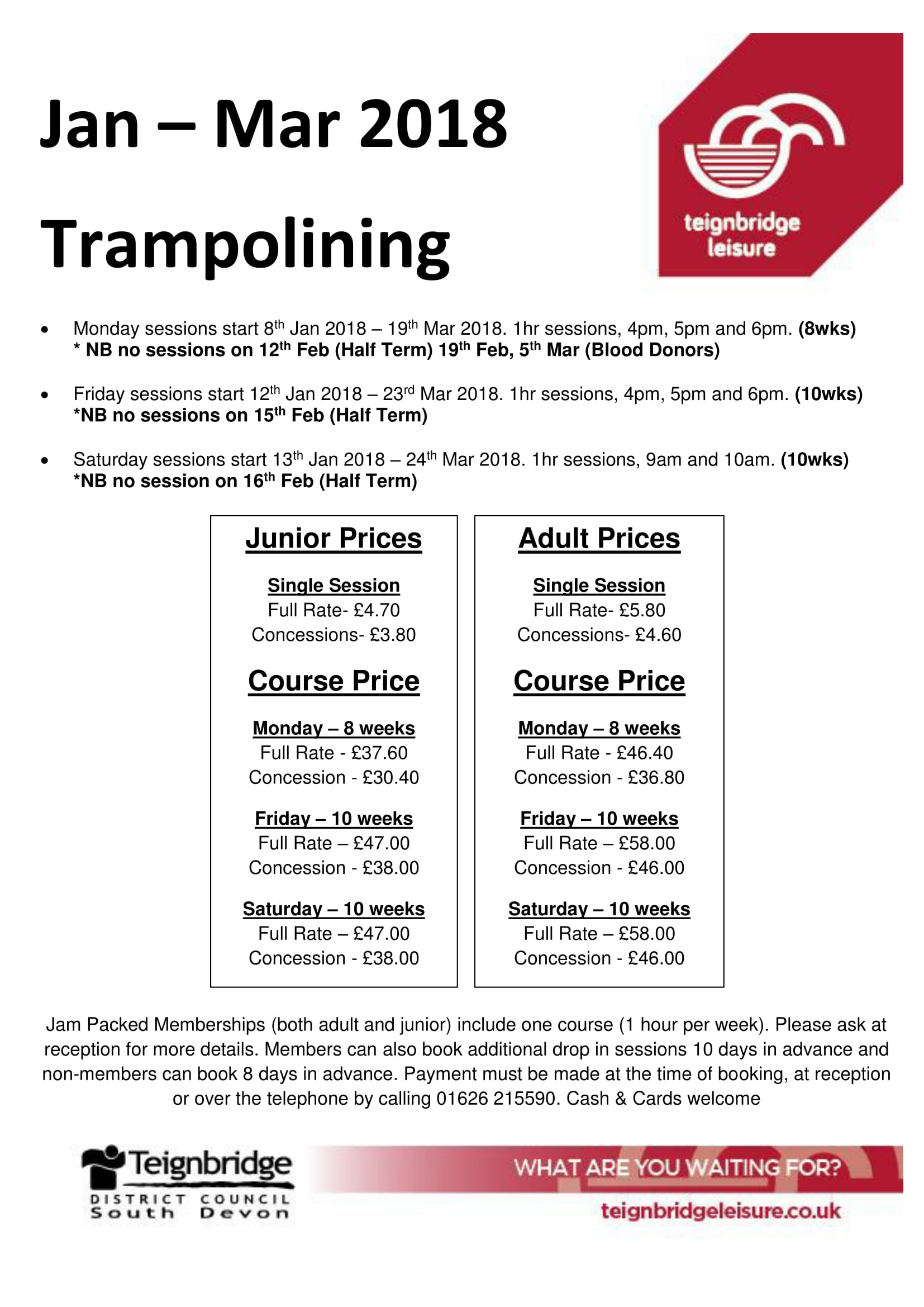 Tramps_Newsletter_Jan_Mar