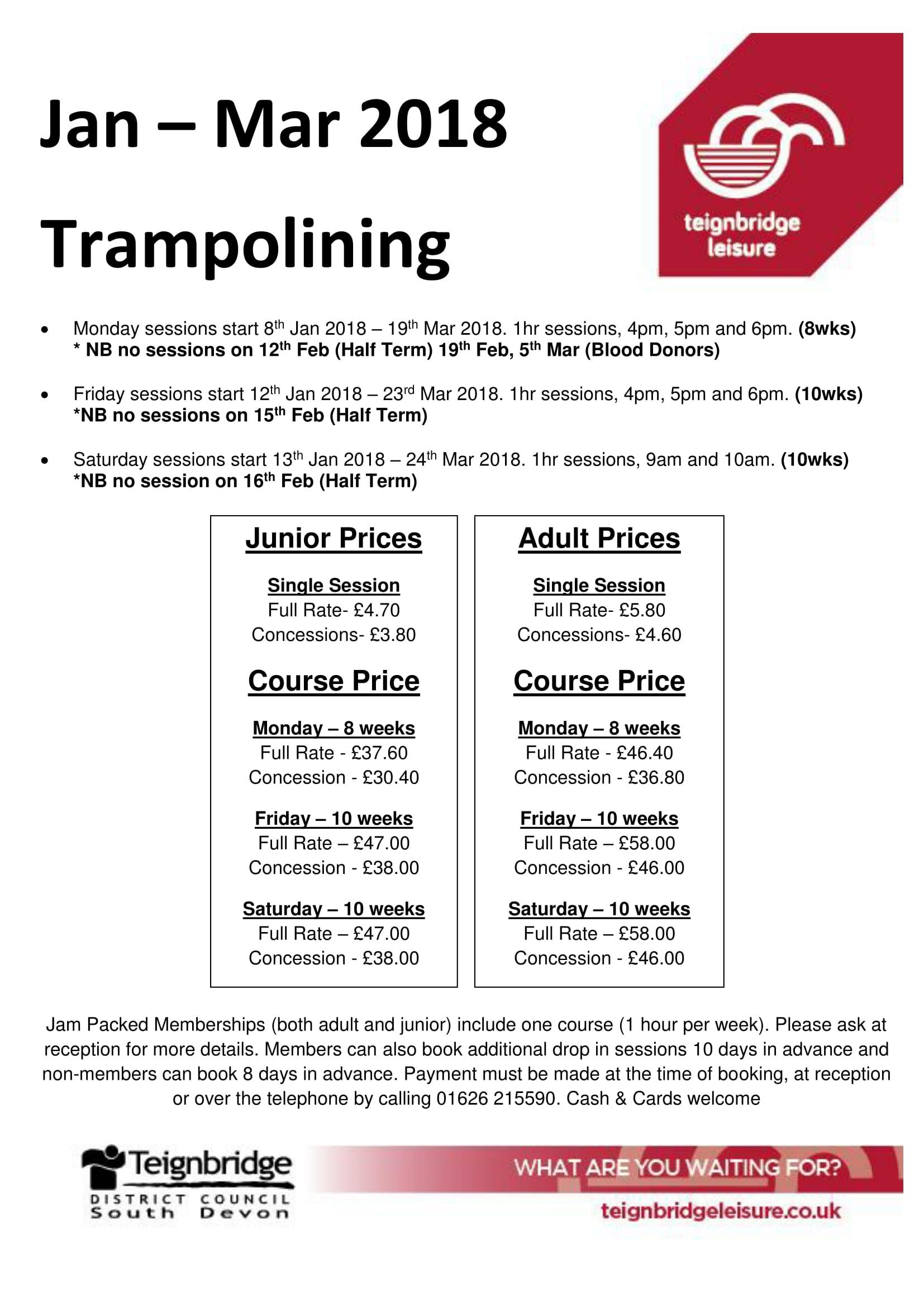 Tramps_Newsletter_Jan_Mar