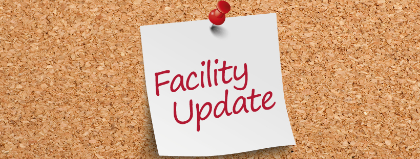 Facility; update; Newton; Abbot; Leisure; centre
