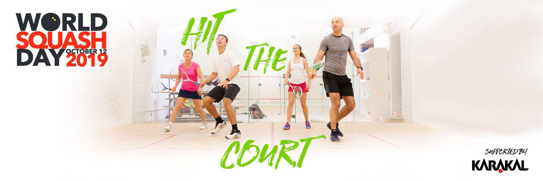 World Squash Day Broadmeadow Sports Day Rackets