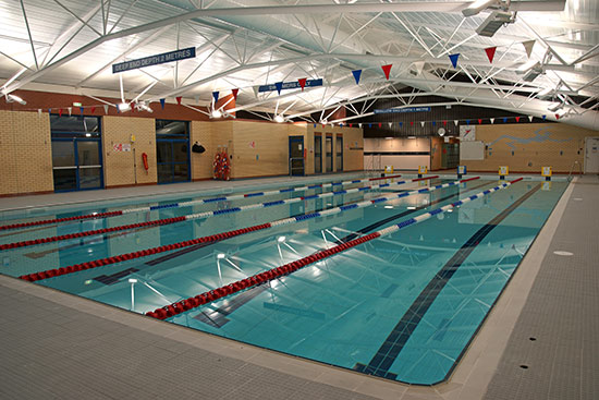Teignbridge leisure swim - Bray swimming pool and leisure centre ...